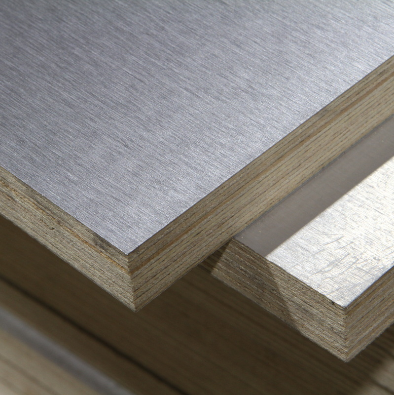 Metal Faced Plywood ~ Alumafin roberts plywood